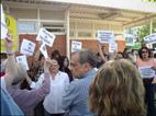 Realizada con éxito protesta Vecinal por Ordenanza
