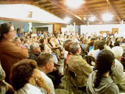 Realizada con éxito Asamblea de Ciudadanos en Chuao