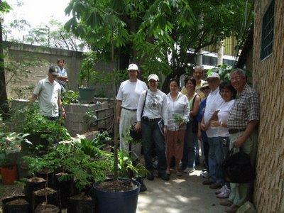 Asochuao participa en Jornada Ecológica con SADARBOL