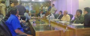 Juramentados miembros del CLPPP de Baruta