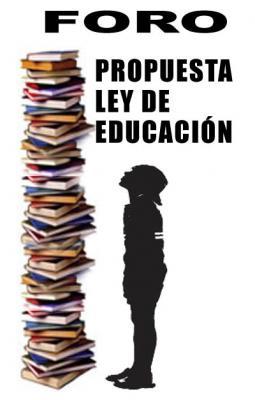 Foro Sobre Propuesta de Ley de Educación