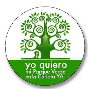DOM 31 9AM protesta Por Nuestro parque Verde en La Carlota